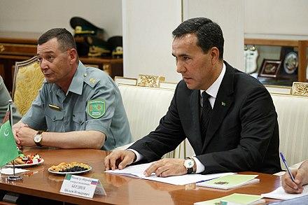 Государственный совет безопасности Туркменистана ...