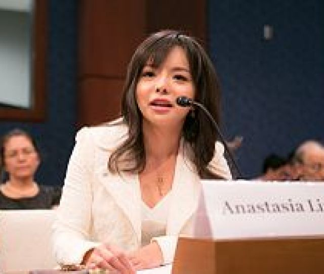 Lin Testifying Before The United States Congress