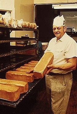 خباز - ويكيبيديا، الموسوعة الحرة