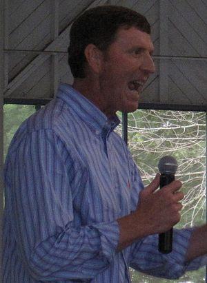Bob Vander Plaats, politician of Iowa