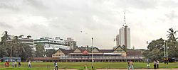 The Bombay Gymkhana is one of the elite sports clubs in the city.