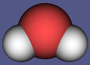 H2O (water molecule)