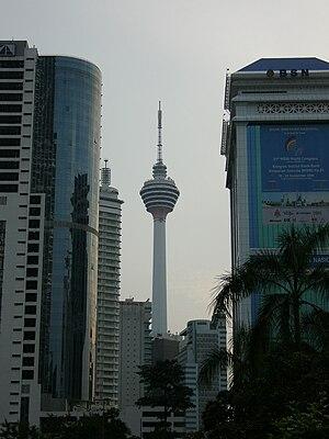 KL Tower Kualalumpur Malaysia