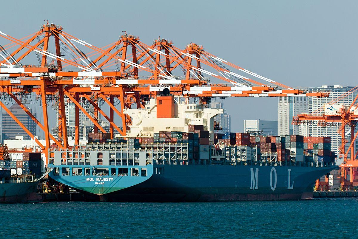 東京港 - Wikipedia