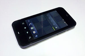 English: Sharp Smartphone Android IS03 日本語: シャ...