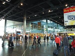 Schiphol Airport, Amsterdam, Netherlands