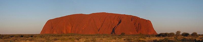 Ayers Rock aka Uluru