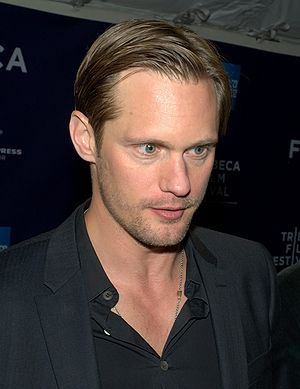 English: Alexander Skarsgard at Tribeca Film F...