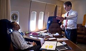 President Barack Obama meets with U.S. Treasur...