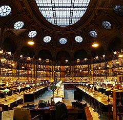 bibliotheque nationale de france
