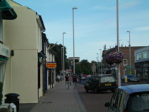English: Broadwater, Worthing, West Sussex, En...