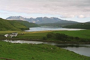 Gesto Bay: Isle of Skye.
