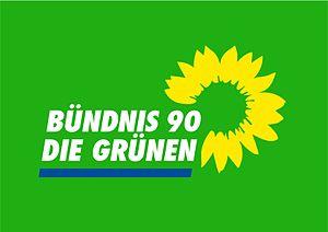 Logo of Bündnis 90/Die Grünen