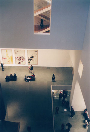 Moma Inside (Museum of Modern Art, New York)