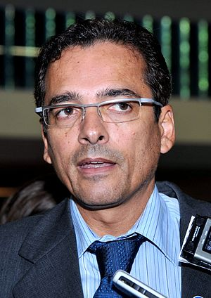 English: Deputy Marshal Protogenes Queiroz Por...