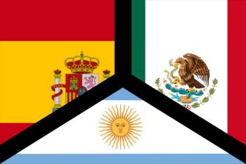 English: Spanish language (major differences)