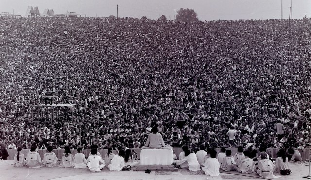 Woodstock 50 отменен