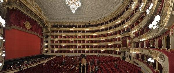 Teatro de La Scala - Wikipedia, la enciclopedia libre