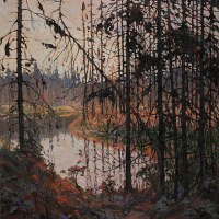 Lakes and River Landscapes by Tom Thomson