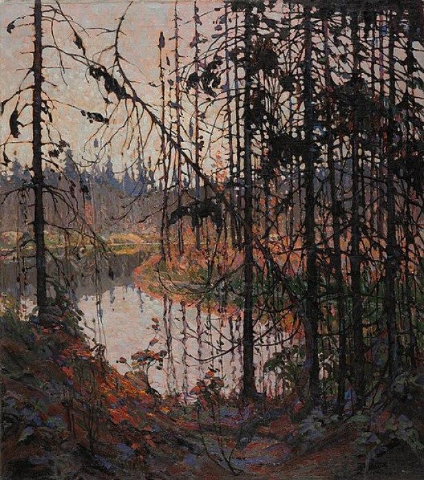 Tom Thomson, Northern River