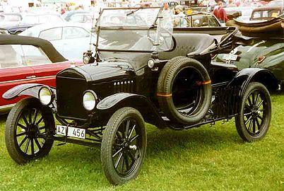 Ford Model T   Wikipedia 1923 Runabout  early  23 model