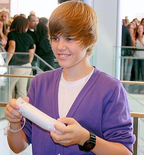 2009 Justin Bieber NYC 3