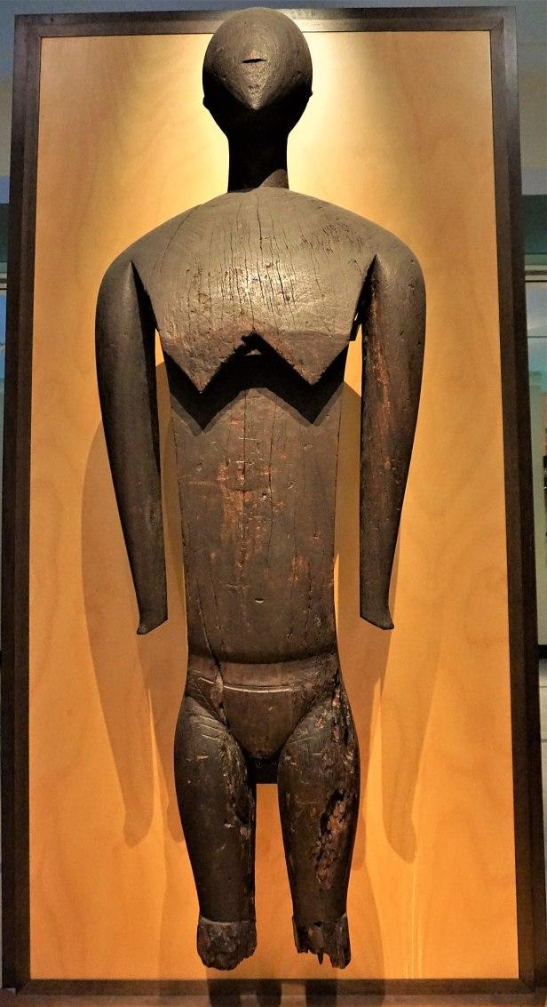 Auckland War Memorial Museum - Kave, Goddess Figure
