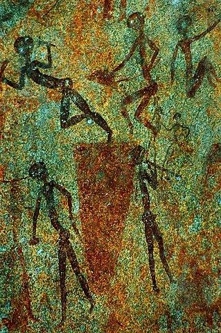 Danzas de la Prehistoria
