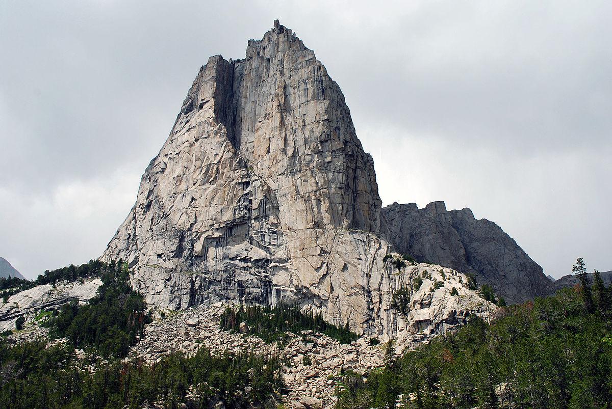 Cathedral Peak Wyoming Wikipedia