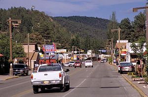 Downtown Ruidoso