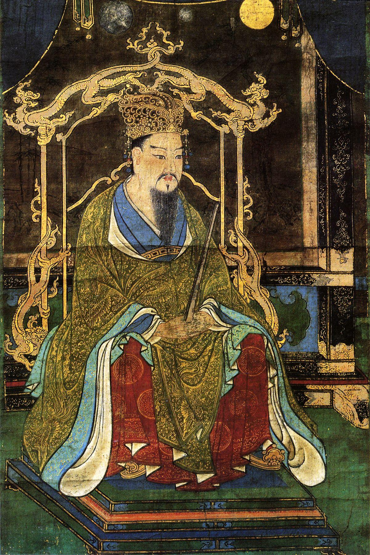桓武天皇 - Wikipedia