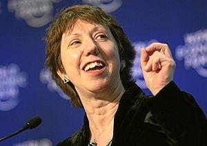 Baroness Ashton of Upholland, Commissioner, Tr...