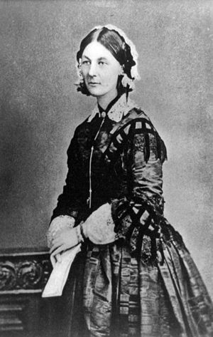 Florence Nightingale, pioneer of modern nursin...