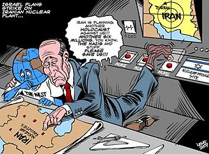 Israel plans nuclear strike