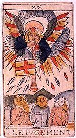 Il puer aeternus nel Giudizio dei Tarocchi