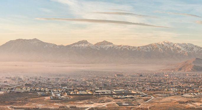 Kabul, Afghanistan MOD 45156499