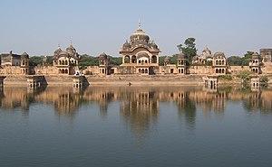 Kusuma_Sarovar Ghat Vrindavan
