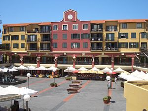 Leichhardt, Italian Forum, Norton Street