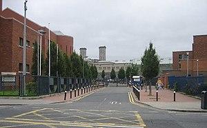 Mountjoy Prison, the main committal prison in ...