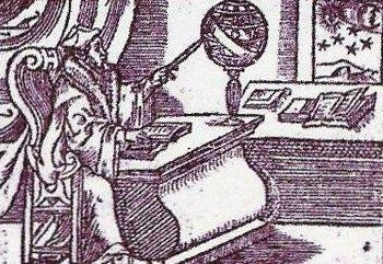 Nostradamus at work