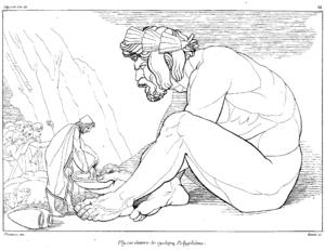 Illustrations of Odyssey Polski: Odyseusz i Po...