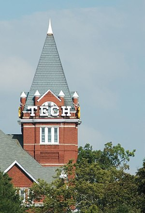 Georgia Tech's Tech Tower