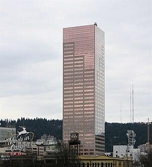 US Bancorp Tower in Portland, Oregon.
