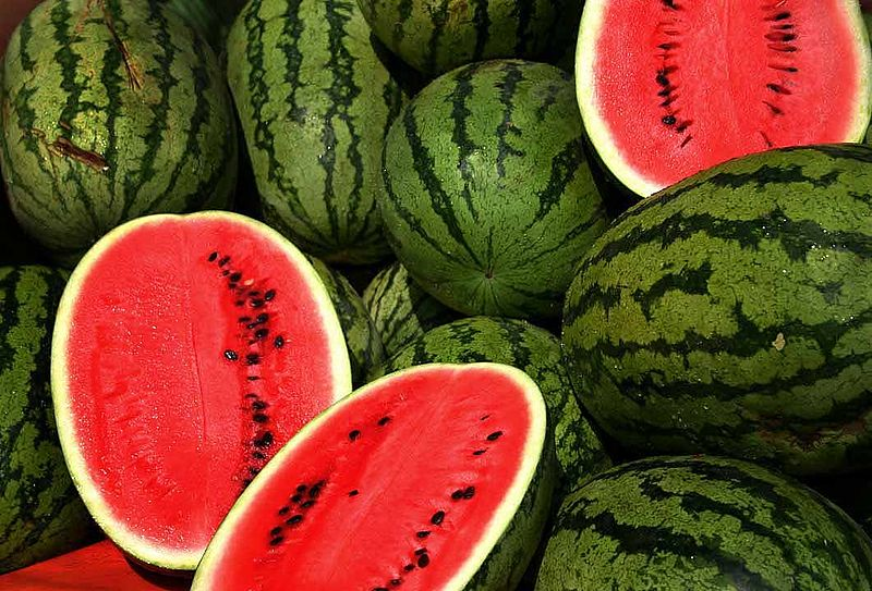 Image source: http://en.wikipedia.org/wiki/Watermelon
