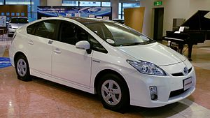 3rd generation Toyota Prius G (2009/5 - )