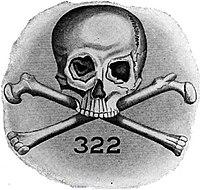 Logo Skull & Bones