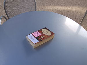 English: Bookcrossing of Jane Austen's Emma ou...