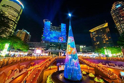 新北市歡樂耶誕城 - Wikiwand