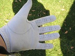Glove that help grip