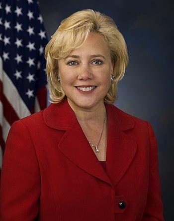 English: Mary Landrieu Senate portrait